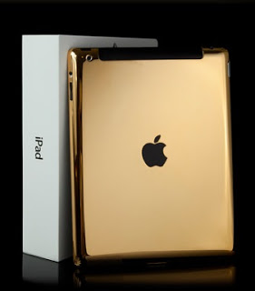 24ct Gold iPad Air 34Gb Wi-Fi + Cellular, 9.7in